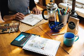 Creativity in isolation: creatives share their top tips for inspiration indoors