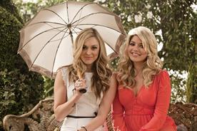 Very.co.uk: brand ambassadors  Fearne Cotton and Holly Willoughby
