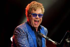 John Lewis fans seriously <3 Elton John, Facebook data shows
