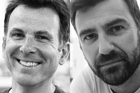 Simon John of Brand Matters and Ian Haughton of Handsome Brands