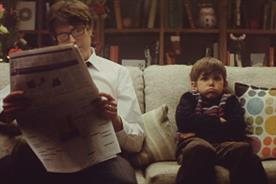 John Lewis: 'the long wait' by Adam & Eve