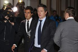 Hugh Grant... gave evidence to Leveson inquiry