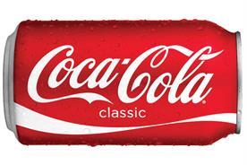 We'll call you: Coca-Cola