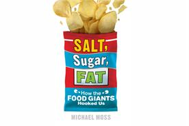 'Salt, Sugar, Fat: How the Food Giants Hooked Us' by Michael Moss