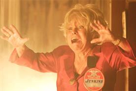 EastEnders: Peggy Mitchell's pub goes up in flames