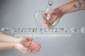 Bompas & Parr launches sanitiser pump design competition