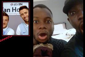 Vauxhall hooks fans up with football stars over FaceTime
