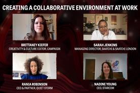 Remote working, diversity and collaboration debated at Campaign's Female Frontiers
