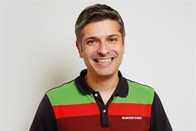 Fernando Machado, Burger King