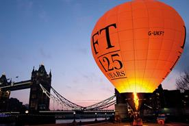 FT looks to Rising Sun as print sales decline