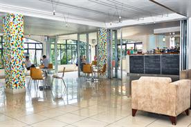 On the creative floor: Ogilvy & Mather, Johannesburg