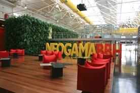 On the creative floor: Neogama/BBH São Paulo