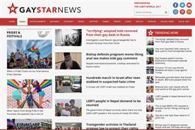 LGBT+ news platform Gay Star News to close amid rise of 'rainbow washing'