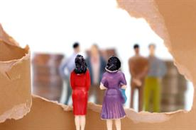 Are men still passing responsibility for gender-diversity initiatives to women?