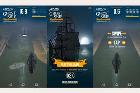 Adnams launches spooky Halloween game for Ghost Ship pale ale
