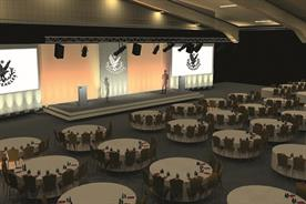 Gleneagles Arena in Scotland is one of many new event venues opening in 2015