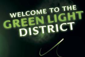 Grolsch: runs 'green light' experiential activity