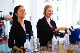 Why Grey Goose created a café for the UK relaunch of La Vanille