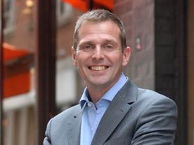 Graham Hales: chief executive of Interbrand