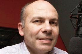 Adnrew Harrison: to step down as chief executive of RadioCentre