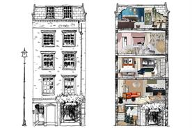 Interior design site Houzz takes over Soho townhouse