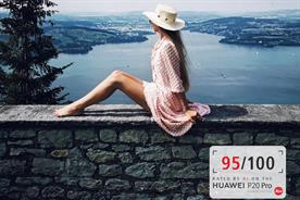 Huawei lures photographers to phone brand with AI-judged competition