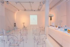 The Icetank is suitable for press launches, parties, demonstrations and private dining events