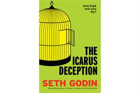 On the shelf: 'The Icarus Deception' by Seth Godin