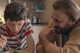 A boy tricks his divorced parents into making him a fancy meal