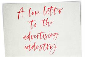 The month in advertising: A love letter to the industry