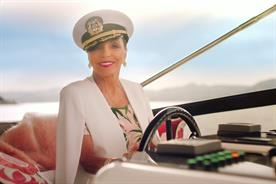 Joan Collins tells consumers to 'ditch and switch' in social spot for Three