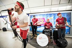 Virgin Active launches musical 'Sweat Band' experience