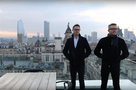 Watch: David Golding and James Murphy on starting again