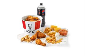 KFC's 'open kitchen' invites guests to fry their own chicken