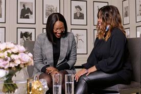 When Karen Blackett met Vanessa Kingori