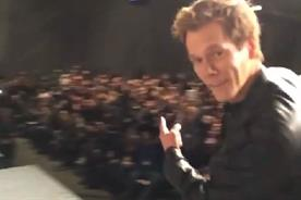 Kevin Bacon: appears in a Vine from SXSW