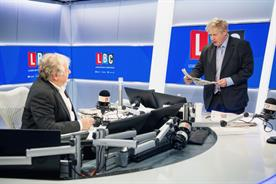 LBC: Global-owned station experienced most pronounced gain