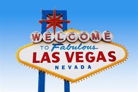 Las Vegas: hosting CES 2016
