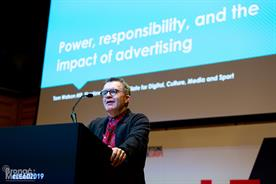 Tom Watson to ad industry: Ban characters on cereal packs, or we will