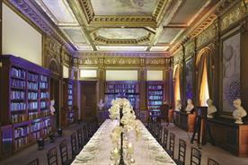 Hidden Gem: Library Room at the Royal Society in London