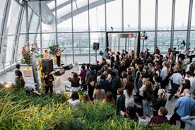 Lipton Ice Tea hosted its first Daybreakers event at the Sky Garden