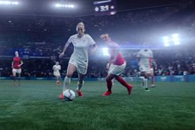 Lucozade rewrites Three Lions to support England women's team