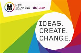 Enter now: New Thinking Awards unveiled with new categories