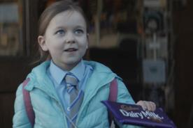 Helping the nation fall back in love with Cadbury via 'Mum's birthday'