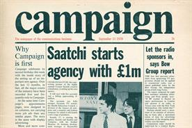 The month in advertising: Maurice Saatchi's resignation marks the end of an era