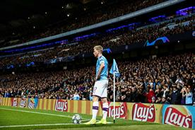 Man City pulls 'own goal' influencer ad and places local agency under review