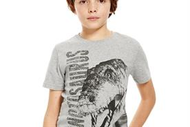 M&S: its new dinosaur-themed range created in association with the Natural History Museum