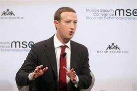 Mark Zuckerberg offers suggestion for how to regulate Facebook