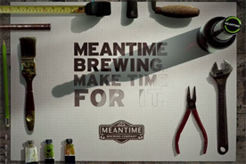 Meantime takes London craft beer to the provinces in epic campaign