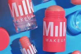 Glamour teams up with US vegan brand Milk Makeup for UK pop-up debut